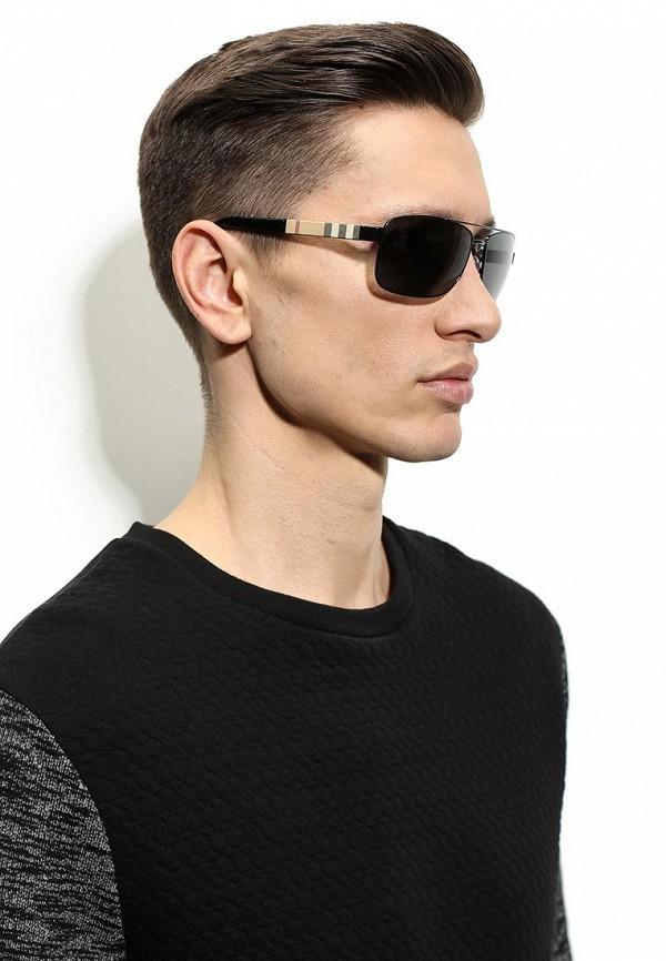 Мужские солнцезащитные очки Burberry 0BE3081: изображение 2