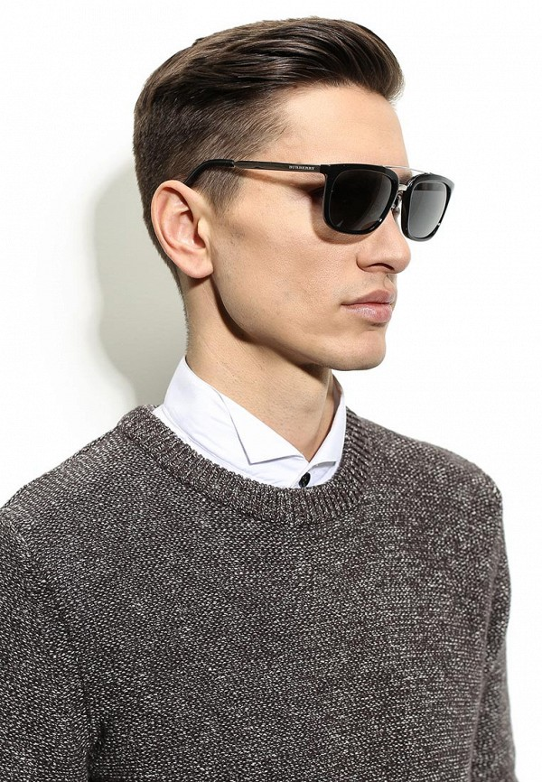 Мужские солнцезащитные очки Burberry 0BE4167Q: изображение 2