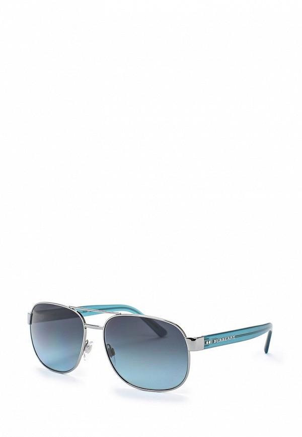 Мужские солнцезащитные очки Burberry 0BE3083: изображение 1