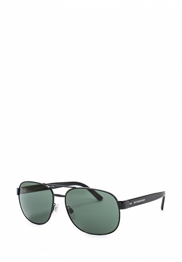 Мужские солнцезащитные очки Burberry 0BE3083: изображение 4
