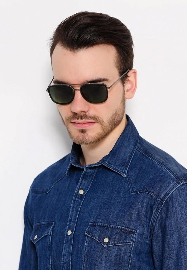 Мужские солнцезащитные очки Burberry 0BE3085Q: изображение 4