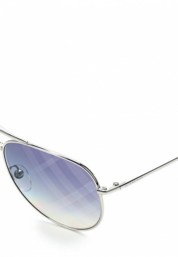 Мужские солнцезащитные очки Burberry 0BE3071: изображение 6