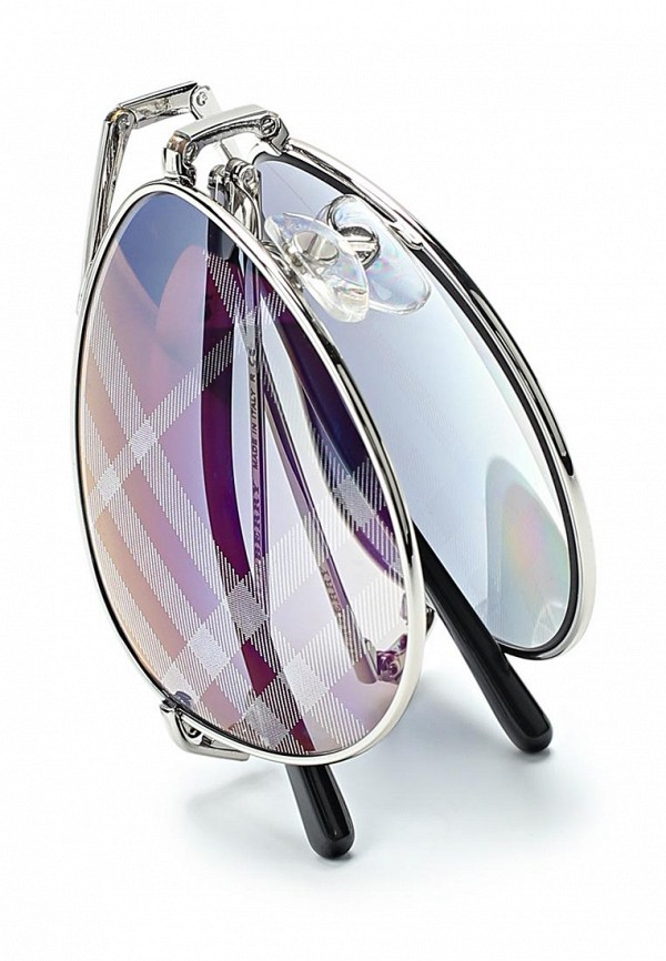 Мужские солнцезащитные очки Burberry 0BE3071: изображение 8
