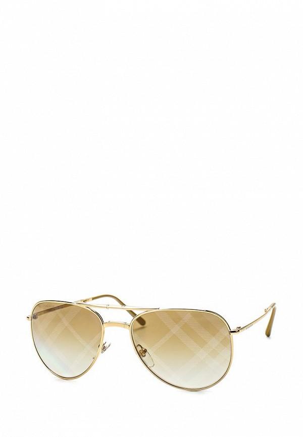 Женские солнцезащитные очки Burberry 0BE3071: изображение 1