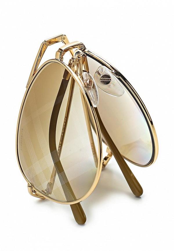 Женские солнцезащитные очки Burberry 0BE3071: изображение 4