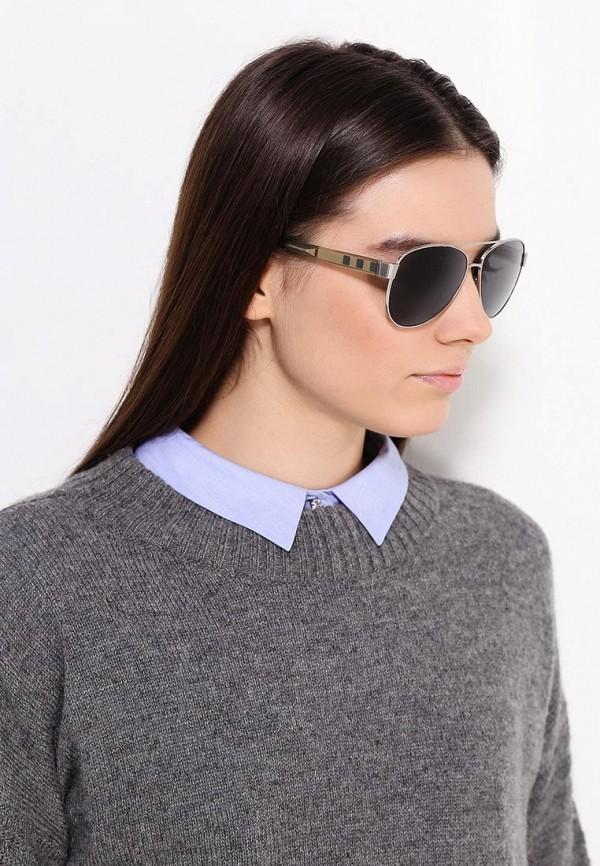 Женские солнцезащитные очки Burberry 0BE3084: изображение 3