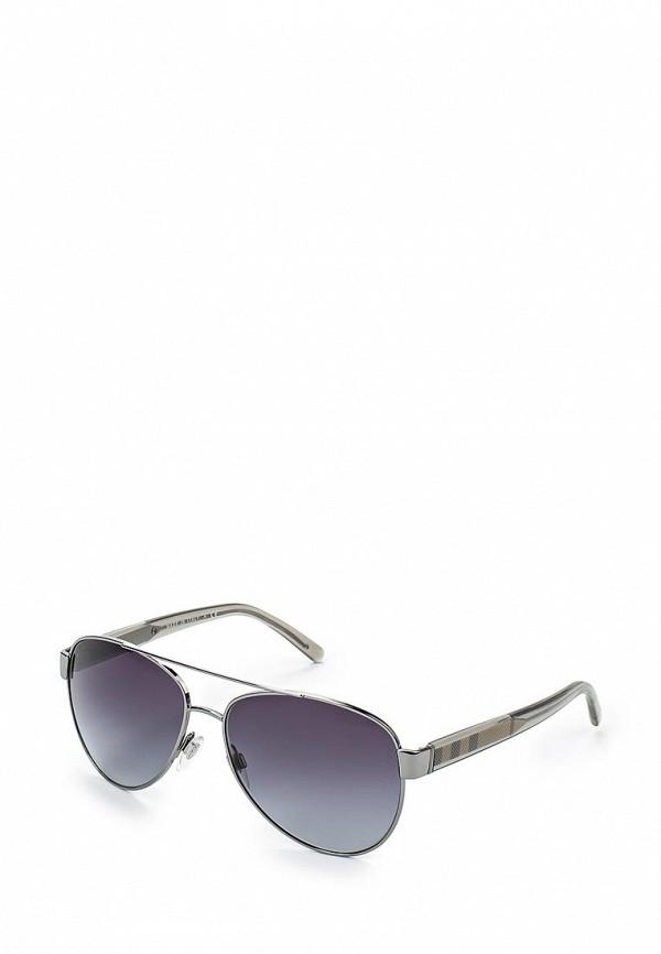 Женские солнцезащитные очки Burberry 0BE3084: изображение 6