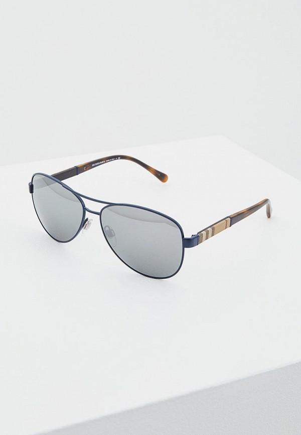 Очки солнцезащитные Burberry Burberry BU034DWQBG92 очки солнцезащитные burberry burberry bu034dwqbg92