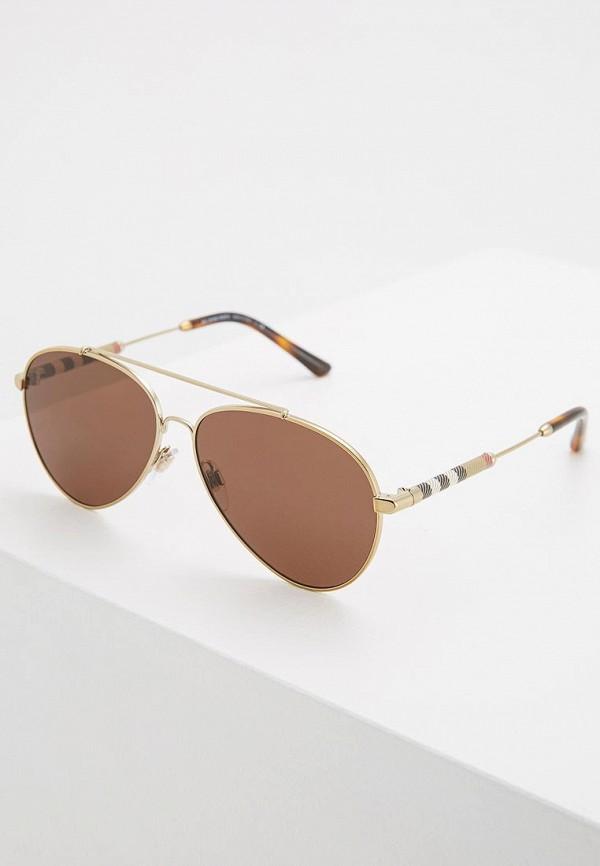 Очки солнцезащитные Burberry Burberry BU034DWYZY49 очки солнцезащитные burberry burberry bu034dwqbg92