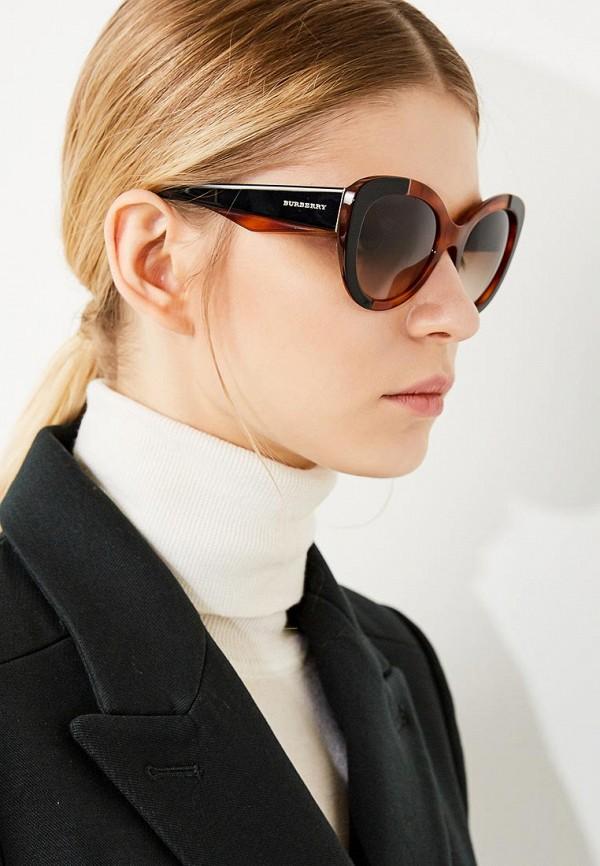 Очки солнцезащитные Burberry от Lamoda RU