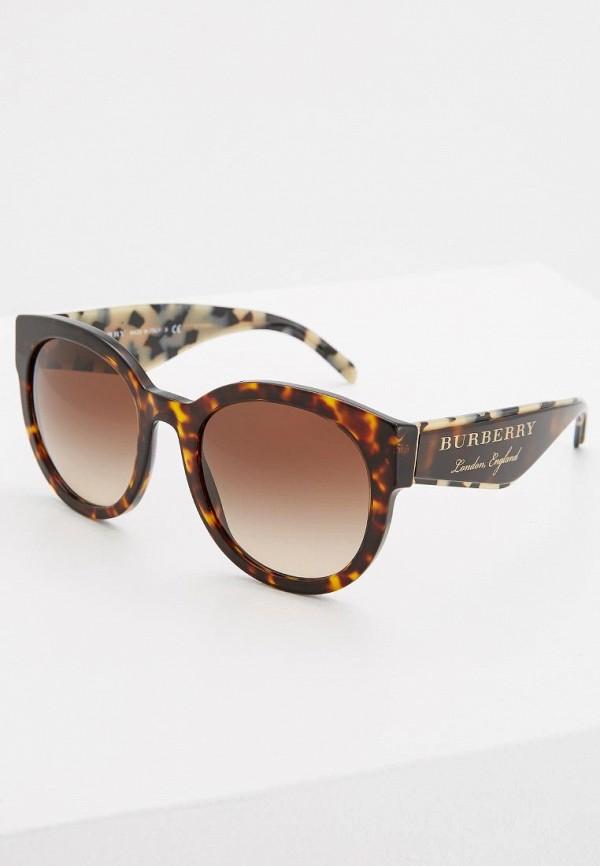 Очки солнцезащитные Burberry Burberry BU034DWYZY75 очки солнцезащитные burberry burberry bu034dwqbg92