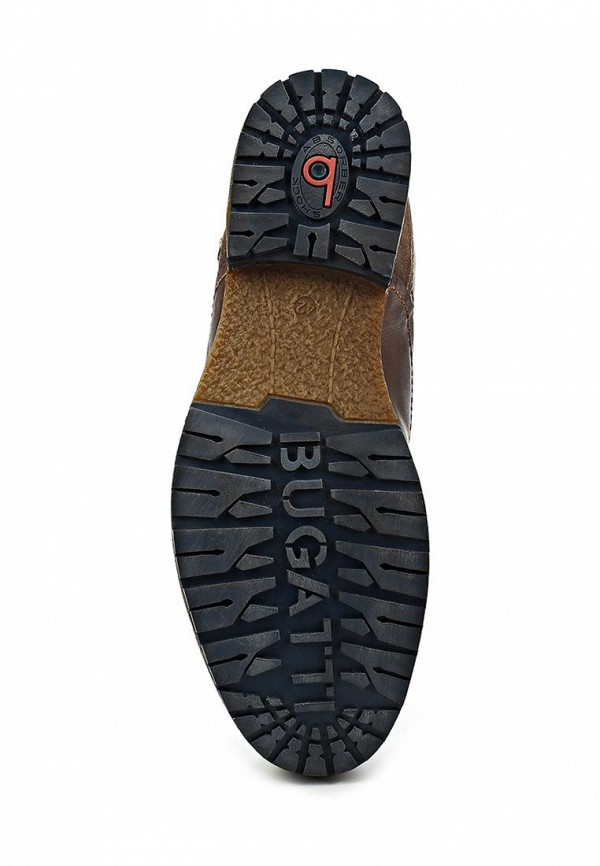 Мужские ботинки Bugatti F37528: изображение 4