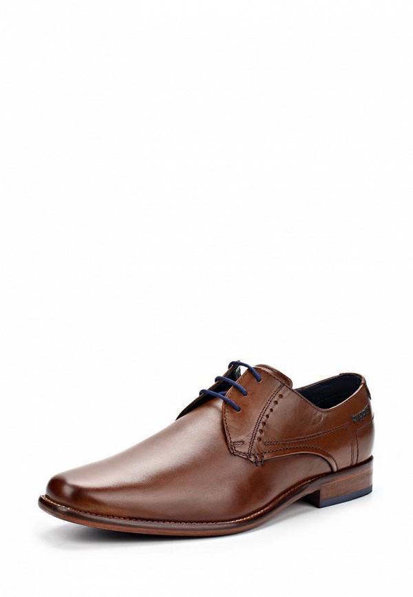 Мужские туфли Bugatti U8107PR1W: изображение 1