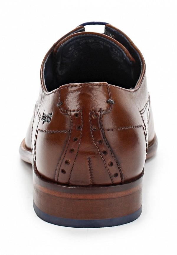 Мужские туфли Bugatti U8107PR1W: изображение 3