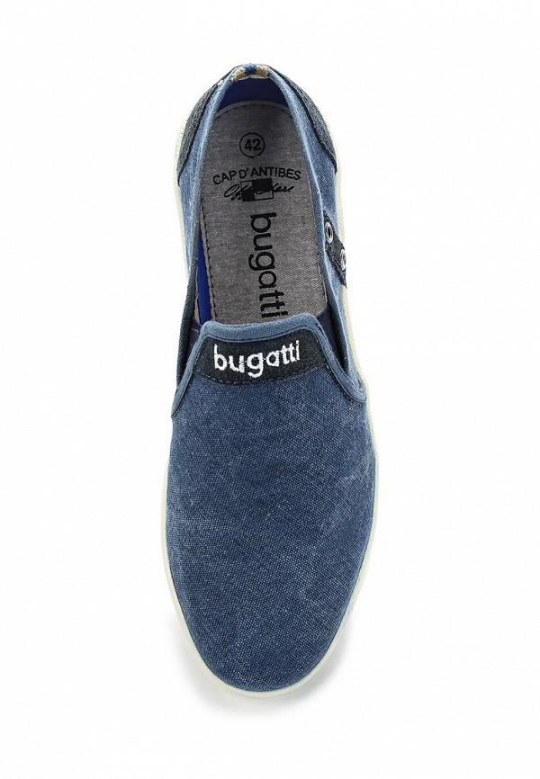 Слипоны Bugatti F5561-6: изображение 4