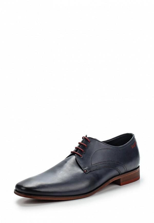 Мужские туфли Bugatti U0805-1E: изображение 1