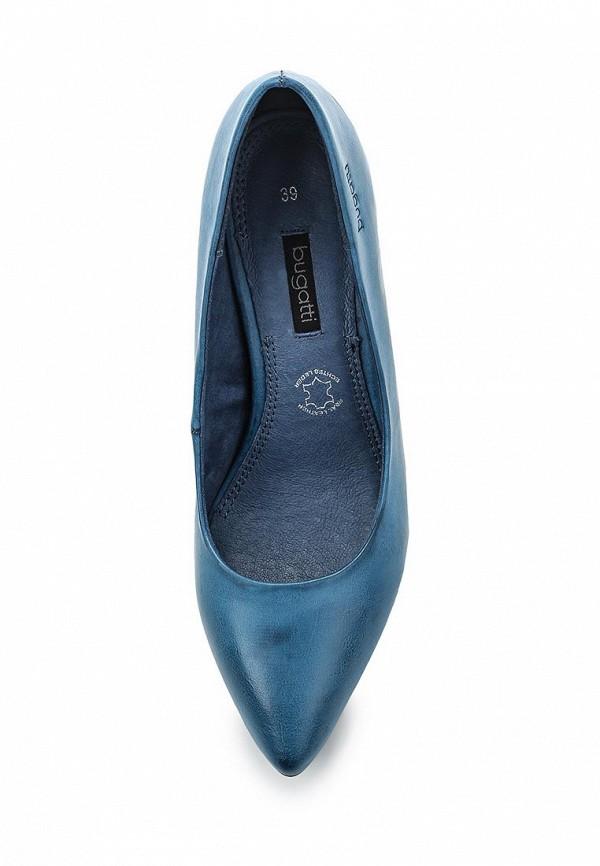 Туфли на каблуке Bugatti W9879-6B: изображение 4