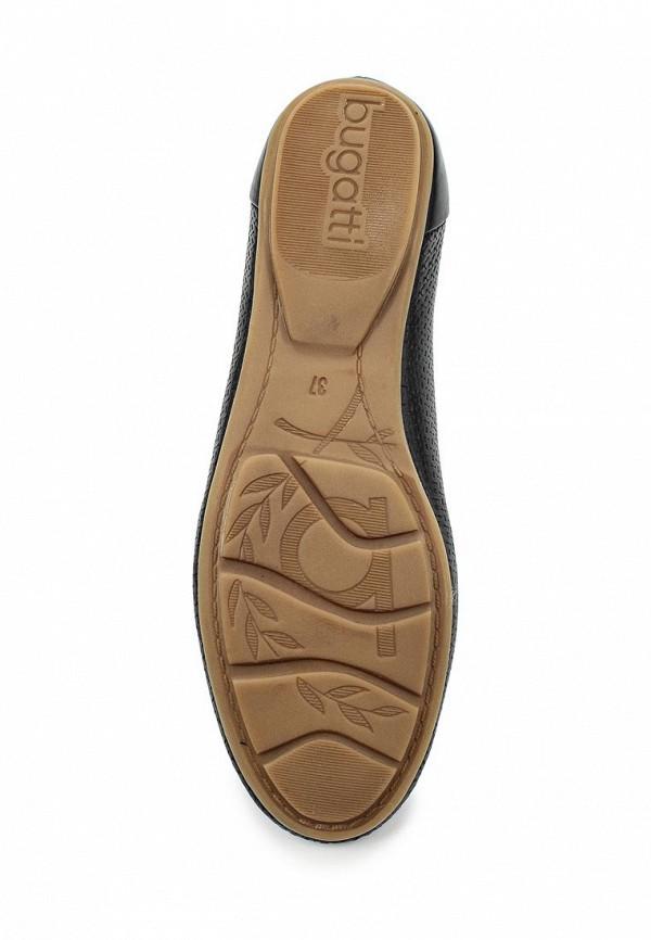 Туфли на плоской подошве Bugatti J4867-1: изображение 3
