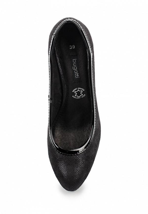 Туфли на каблуке Bugatti V4962-PR6: изображение 4