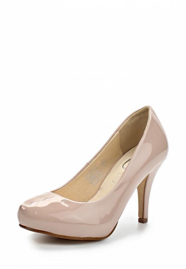 Туфли на каблуке Buffalo 326634: изображение 1
