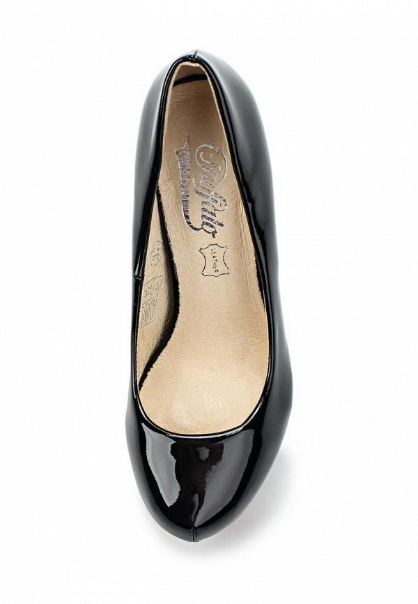 Туфли на каблуке Buffalo 326634: изображение 4
