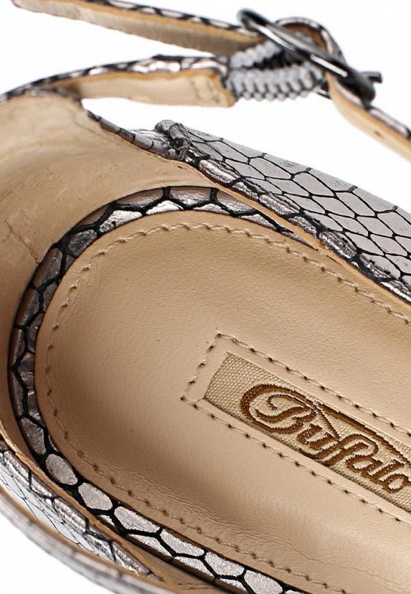 Туфли на каблуке Buffalo London 141X-014: изображение 12