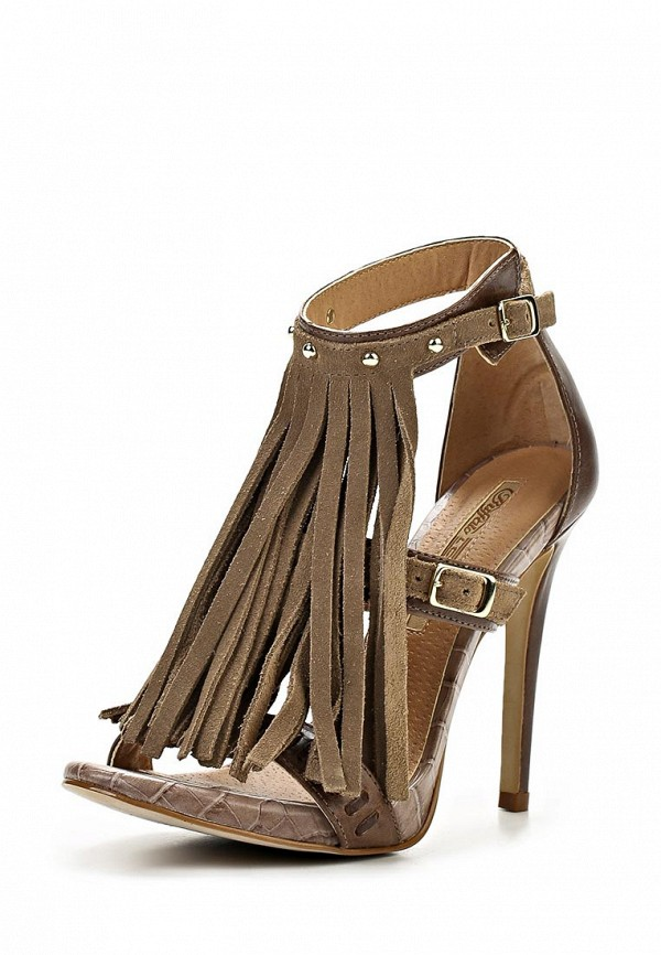 Босоножки на каблуке Buffalo London ZS 2454: изображение 1