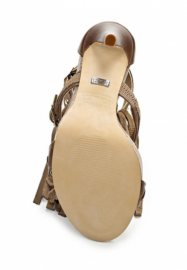 Босоножки на каблуке Buffalo London ZS 2454: изображение 4