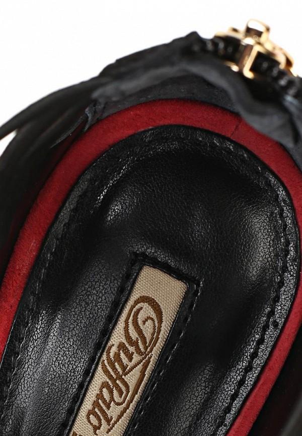 Босоножки на каблуке Buffalo London 033X-013: изображение 12