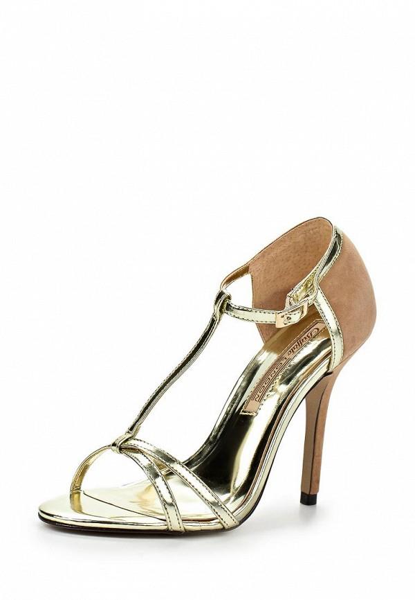 Босоножки на каблуке Buffalo London 022X-007: изображение 1