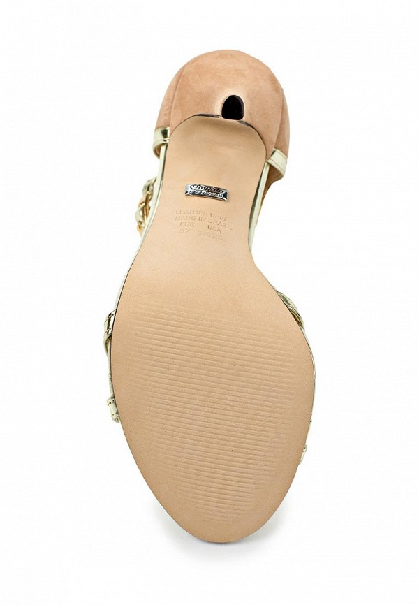 Босоножки на каблуке Buffalo London 022X-007: изображение 4
