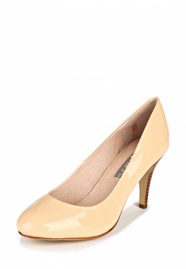 Туфли на каблуке Buffalo London 109-5046: изображение 1