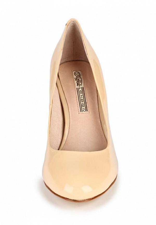 Туфли на каблуке Buffalo London 109-5046: изображение 3