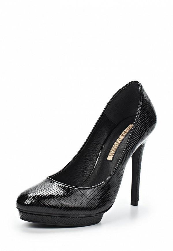 Туфли на каблуке Buffalo London 300XY-053: изображение 1