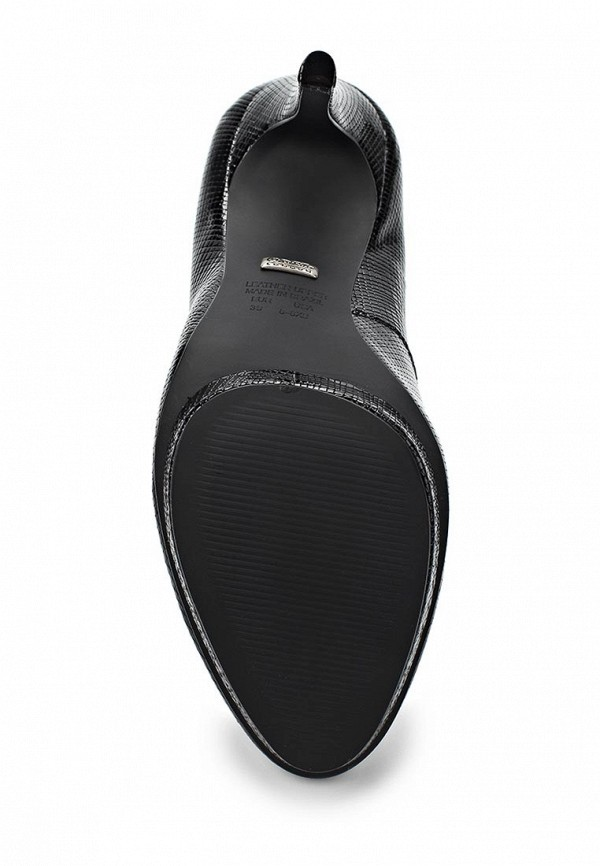 Туфли на каблуке Buffalo London 300XY-053: изображение 4