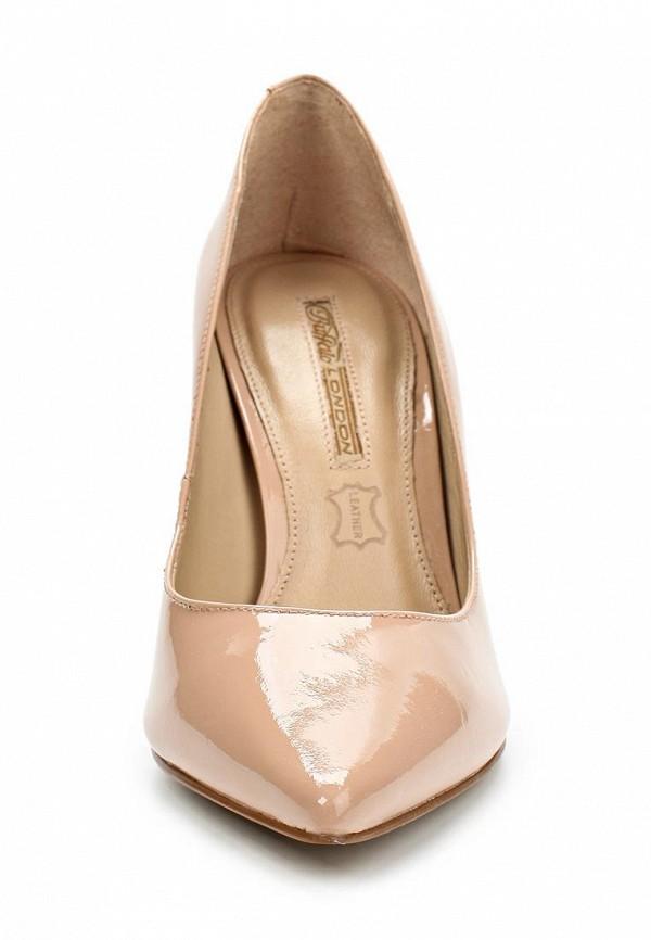 Туфли на каблуке Buffalo London ZS 2990-13: изображение 5
