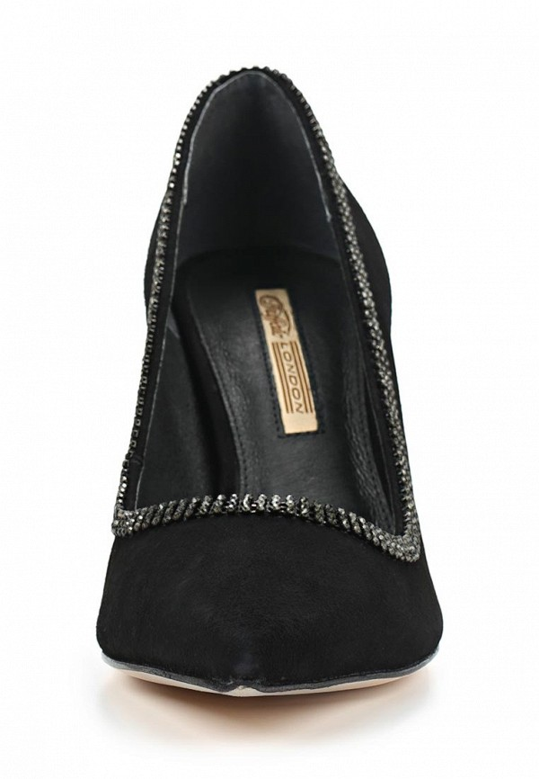 Туфли на каблуке Buffalo London 315X-052: изображение 5