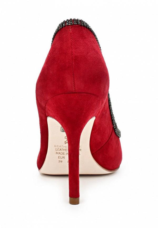 Туфли на каблуке Buffalo London 295X-049: изображение 3