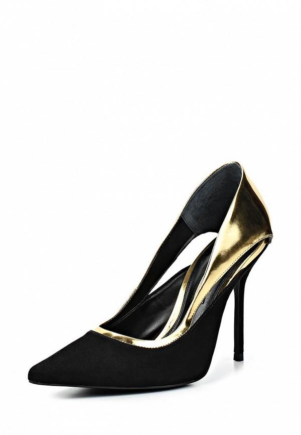 Туфли на каблуке Buffalo London 309X-040: изображение 1