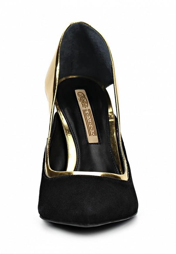 Туфли на каблуке Buffalo London 309X-040: изображение 5
