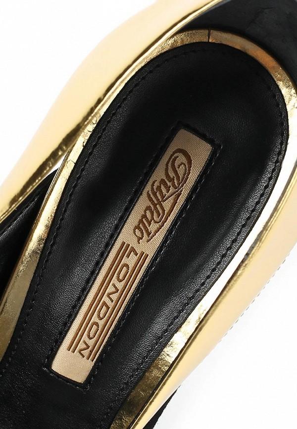 Туфли на каблуке Buffalo London 309X-040: изображение 11