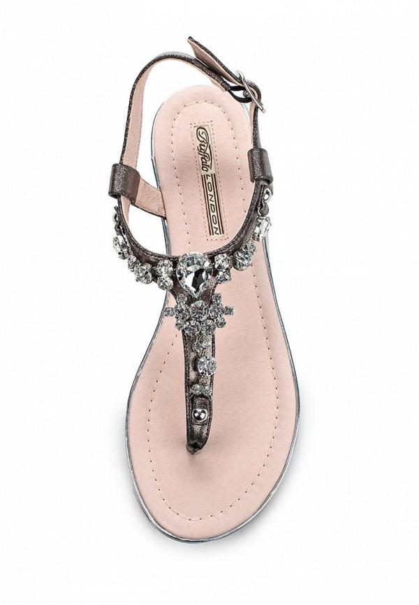 Женские сандалии Buffalo London 14BU0151: изображение 4