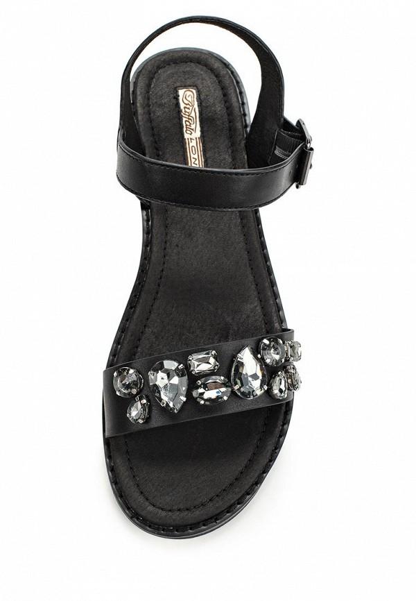 Женские сандалии Buffalo London BU0135: изображение 4