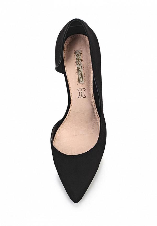 Туфли на каблуке Buffalo London H733-25: изображение 4