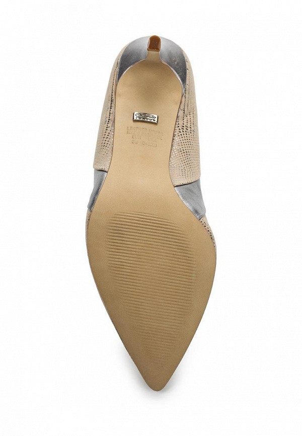 Туфли на каблуке Buffalo London ZS 4011-14: изображение 2