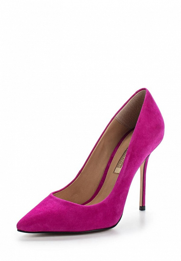 Туфли на каблуке Buffalo London 533X-090: изображение 1