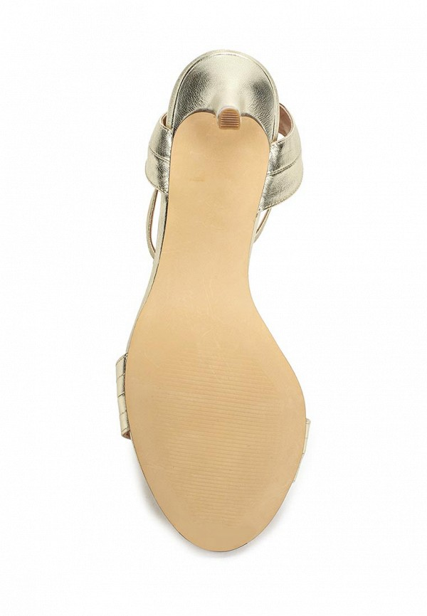Босоножки на каблуке Buffalo London BU0076: изображение 3