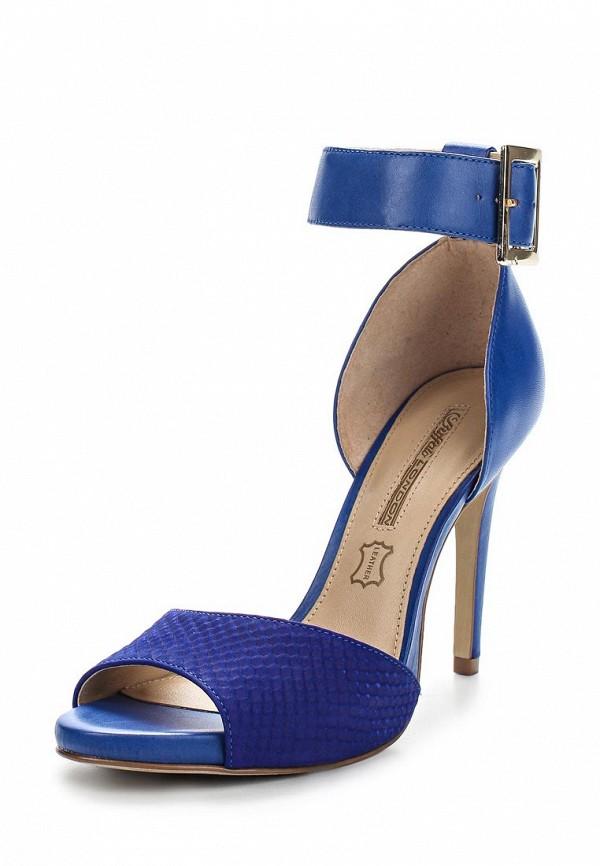 Босоножки на каблуке Buffalo London ZS 3083: изображение 1