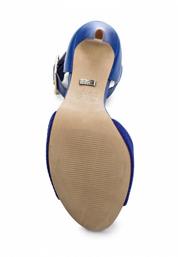 Босоножки на каблуке Buffalo London ZS 3083: изображение 3