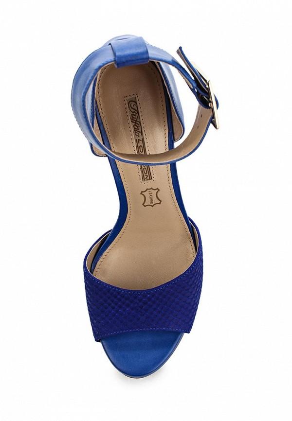 Босоножки на каблуке Buffalo London ZS 3083: изображение 4